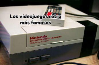 Los videojuegos retro más famosos